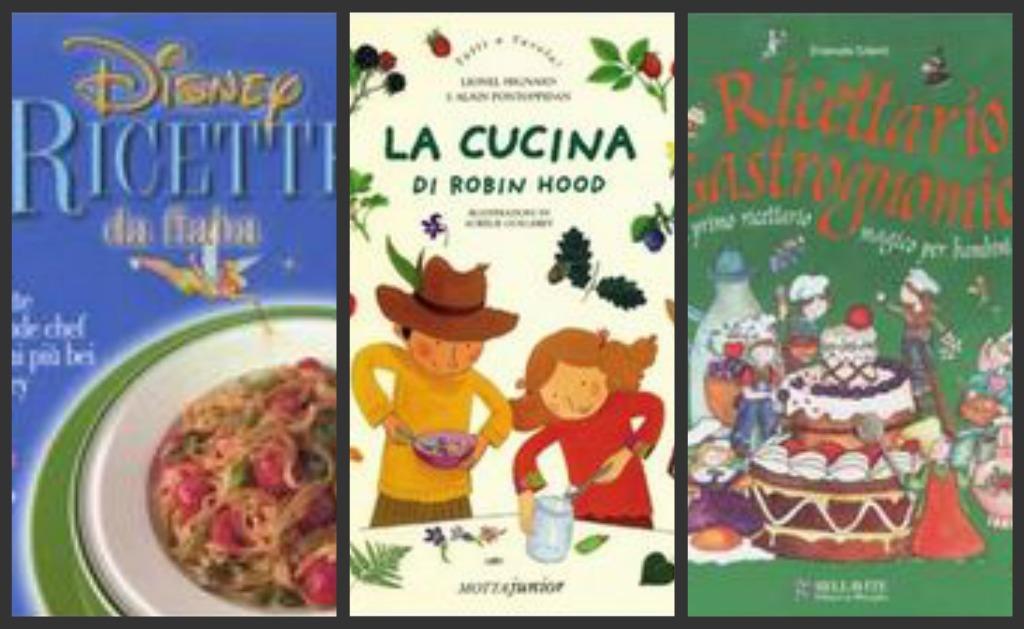 Libri di cucina per bambini for Cucina per bambini