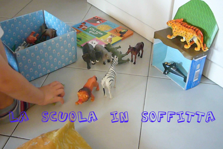 Libro sugli animali per bambini piccoli - Animali terrestri per bambini ...