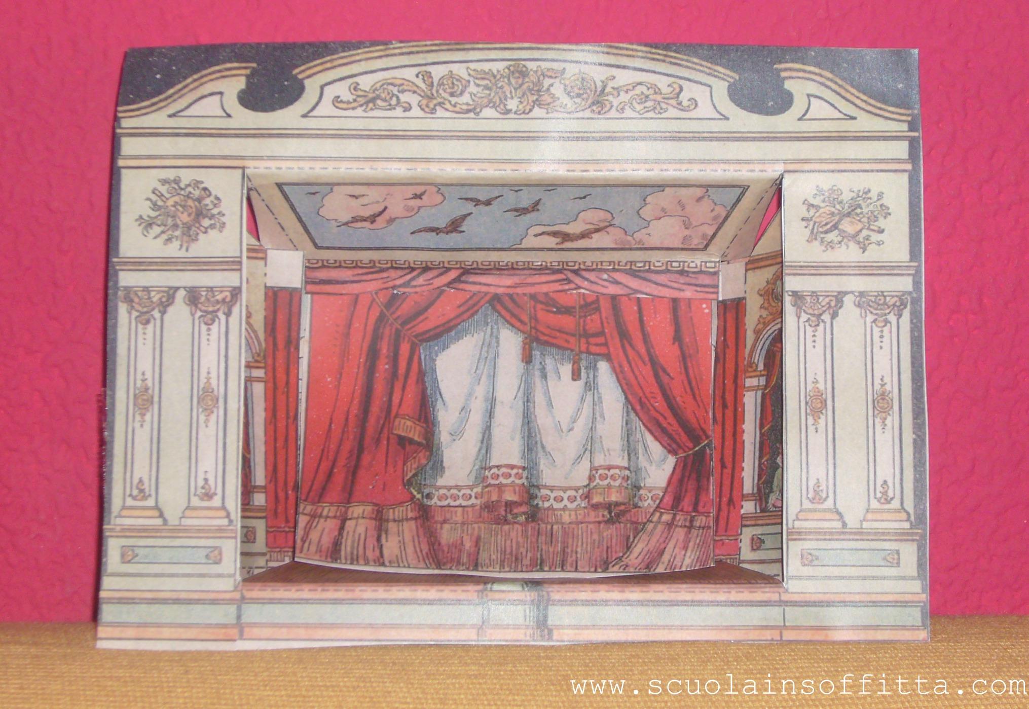 teatro da ritagliare