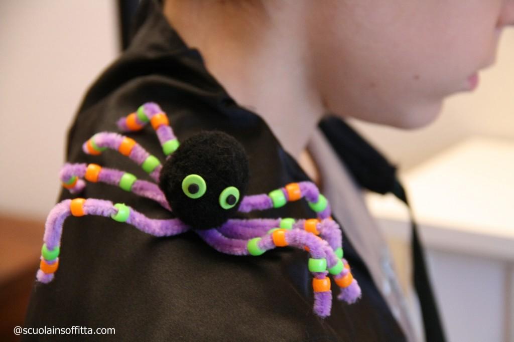 Halloween ragno