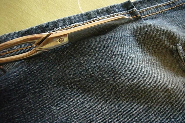 bracciale jeans