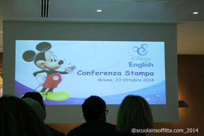 Benedetta Parodi a Disney english