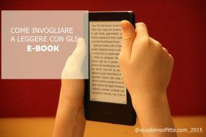 invogliare i ragazzi a leggere