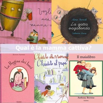 libri per bambini sulla mamma