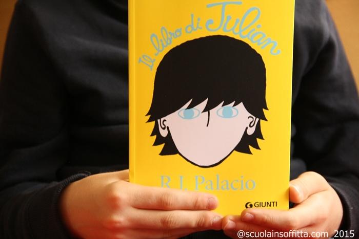 Parlare di bullismo con 'Il Libro di Julian'