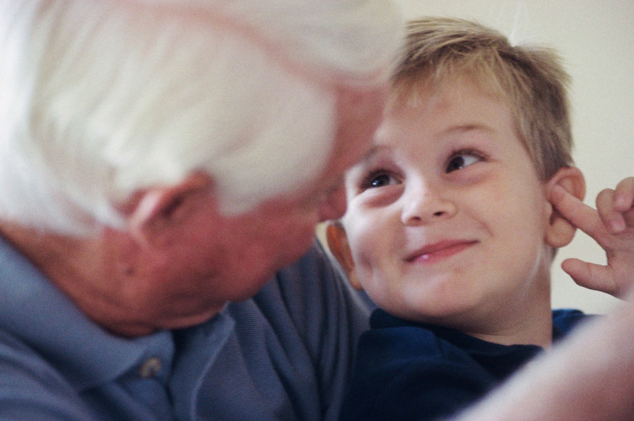Giochi da fare con i nonni