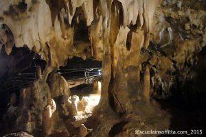 grotte di toirano con i bambini