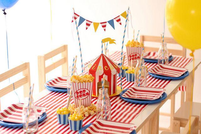 Favoloso Festa a tema circo per una serata in famiglia XY17