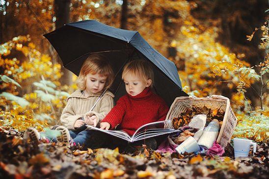 fotografare i bambini