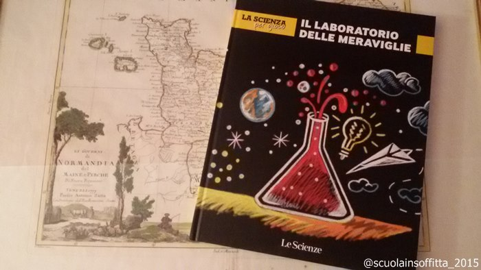 il laboratorio delle meraviglie