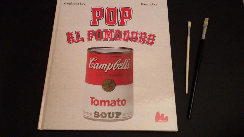 spiegare la pop art ai bambini