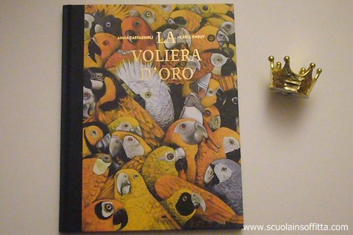 voliera d'oro libro per bambini