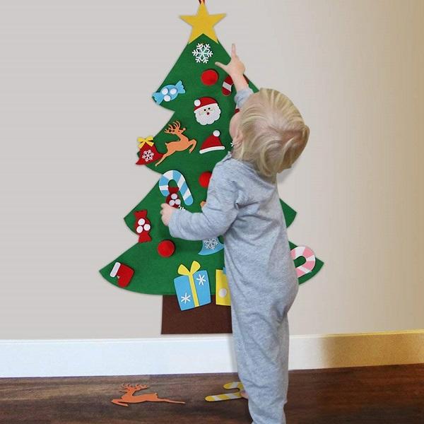 Albero di Natale Montessori su Amazon