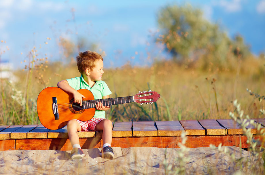 benefici della musica sui bambini