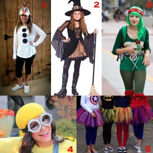 costume di carnevale per teenagers ragazze teenagers diy