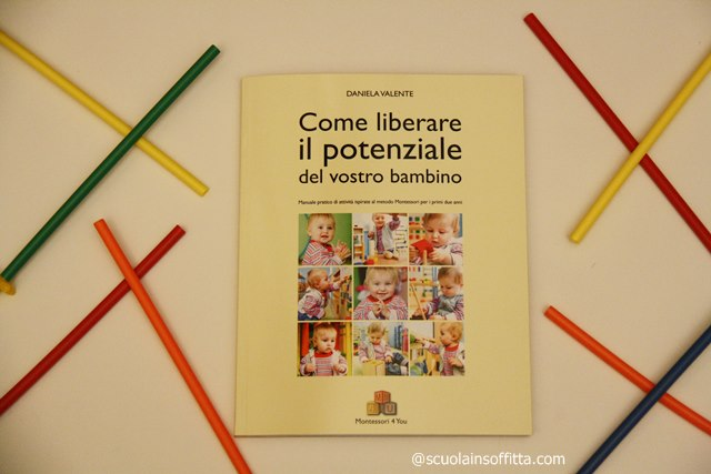 libro sul metodo Montessori