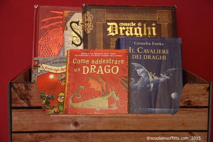 libri sui draghi