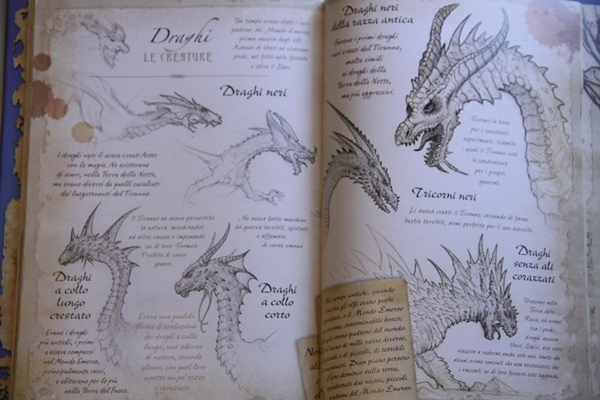 libro sui draghi