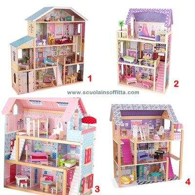 casa delle bambole kidkraft