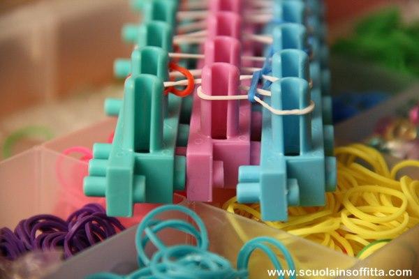 telaio per braccialetti