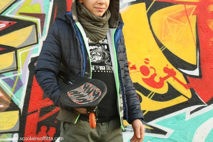 vestirsi da skater abbigliamento per bambini