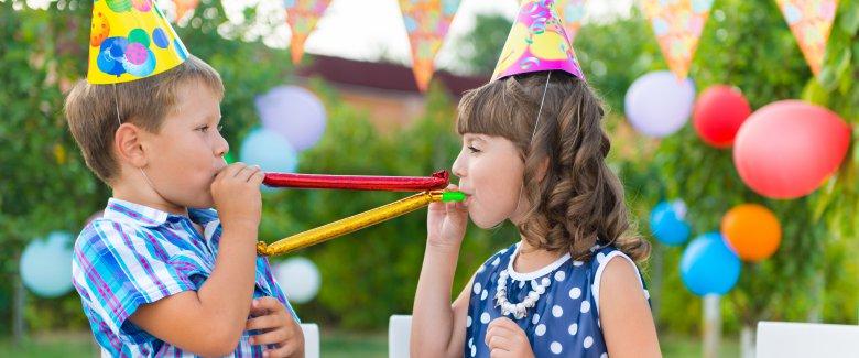 come organizzare una festa di compleanno al parco giochi