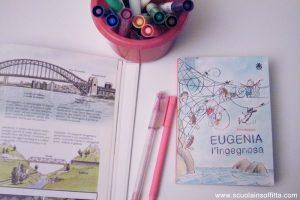 eugenia l'ingegnosa libro per bambine ingegnere