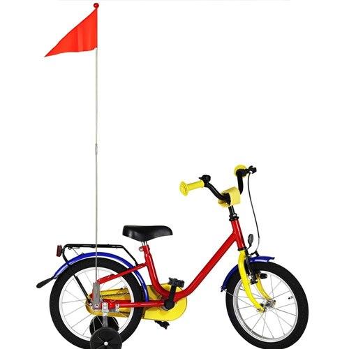 accessori per bicicletta bandiera bicicletta