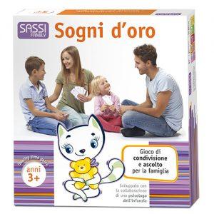 sassi family sogni d'oro