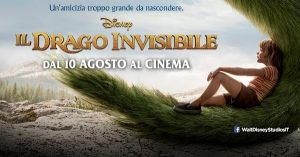 film disney il drago invisibile