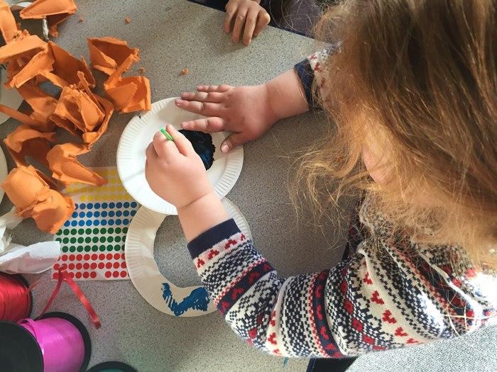 attività Montessori asilo da fare in casa