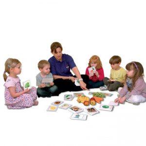 giochi Montessori per imparare inglese