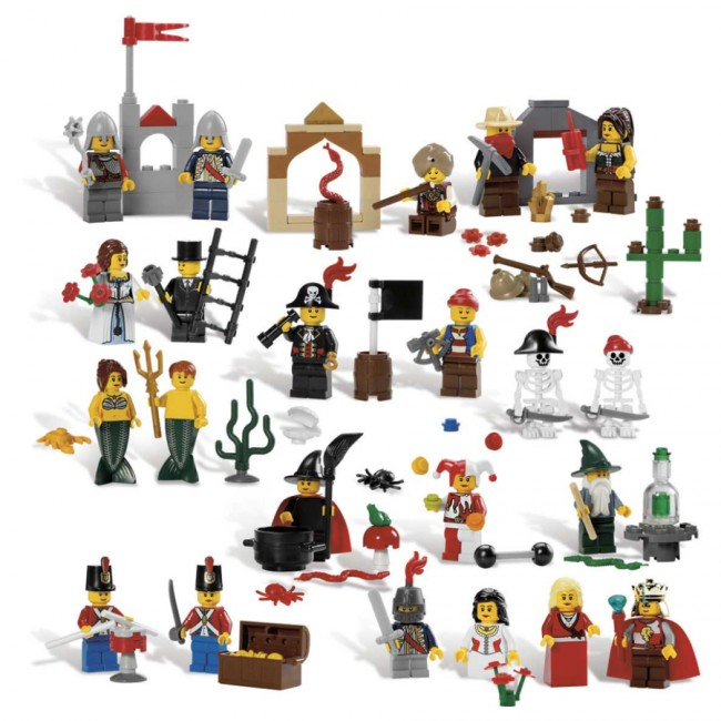 lego education fiabe