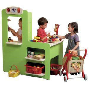 gioco simbolico montessori per bambini