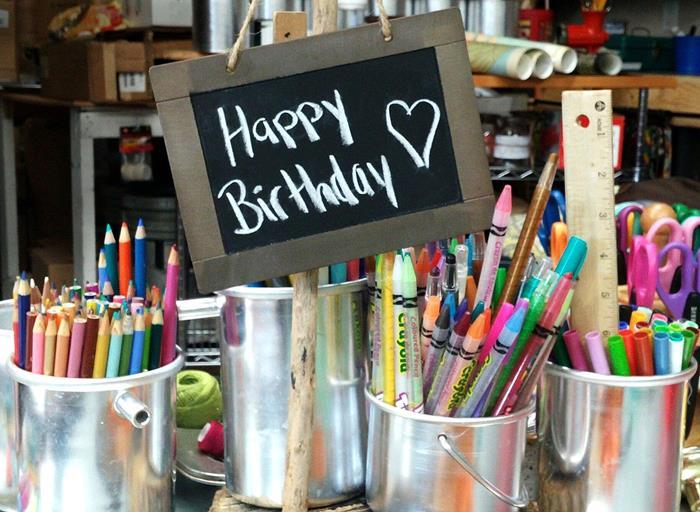 Estremamente Idee per una festa di compleanno a scuola UJ18