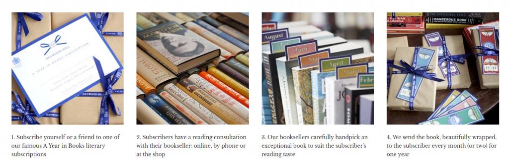 libri in abbonamento