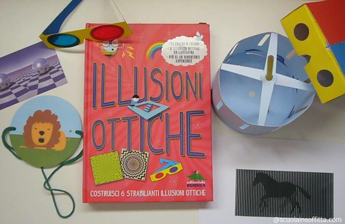illusioni ottiche per bambini
