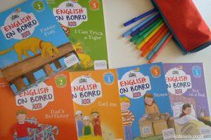 libri in inglese per bambini battello a vapore