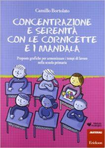 libro di cornicette da colorare per bambini bortolato