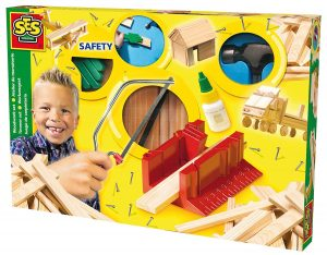 kit del falegname per bambini