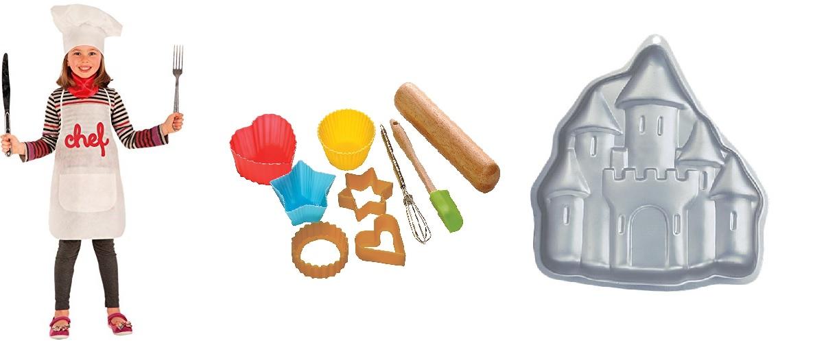 set da cuoco per bambini