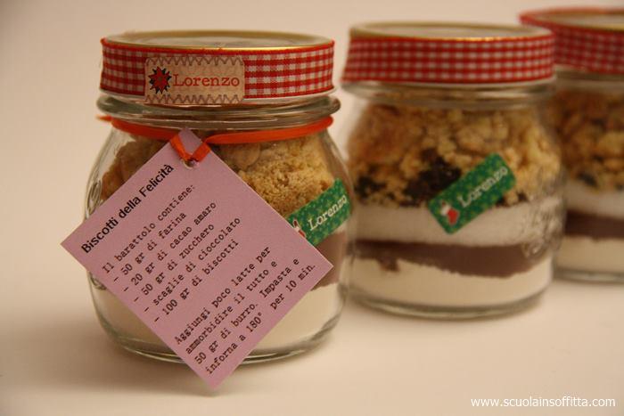 Ben noto 7 Idee per regali fai da te - Scuolainsoffitta MV97