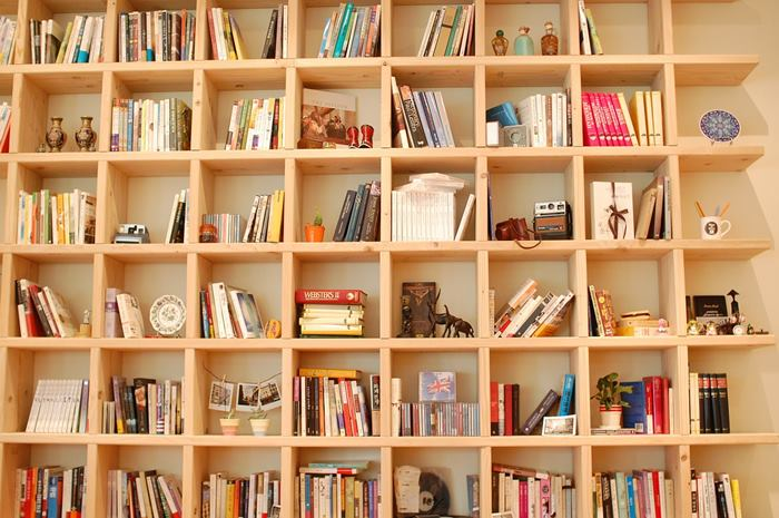 come organizzare una libreria per bambini
