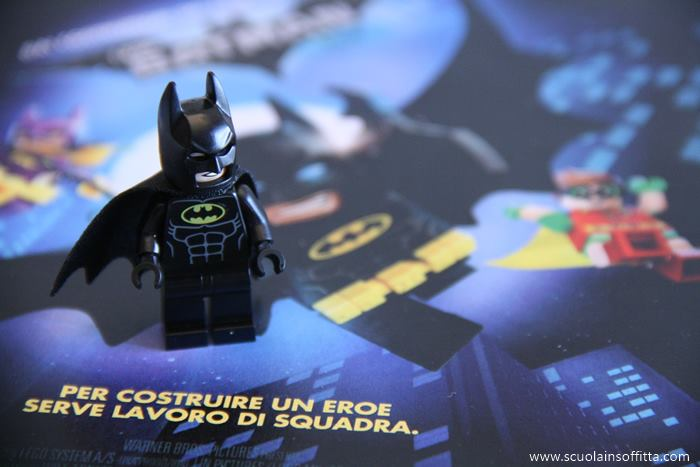 lego batman movie film recensione