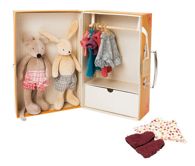 armadio coniglietti