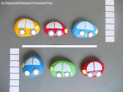 idee creative con i sassi, idee per dipingere i sassi