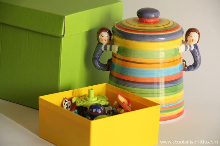 scatole anti noia per bambini