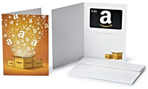 buoni regalo amazon gratis