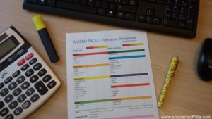 kakebo fai da te pdf