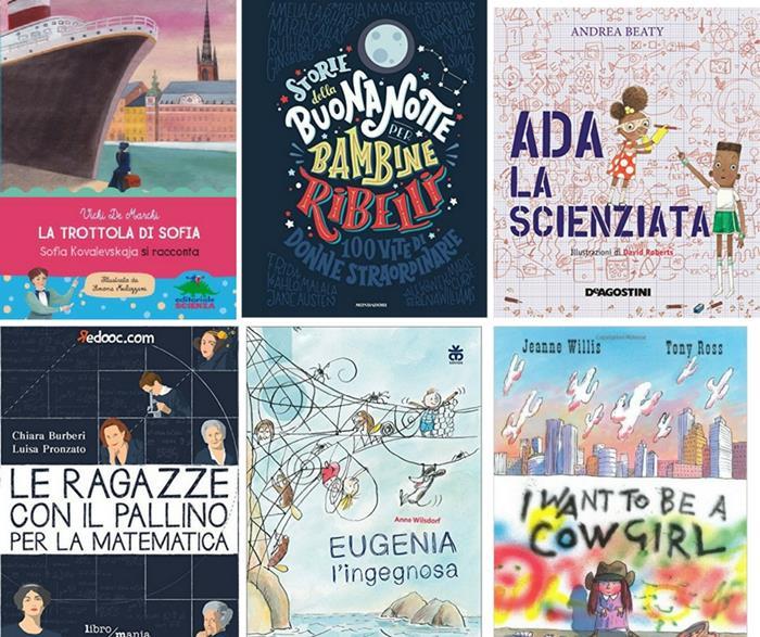 libri per bambine